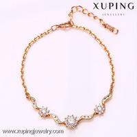 72527-Xuping Bulk wholesale fashion bracelets cute cheap jewelry