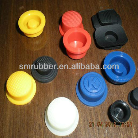 silicone rubber buttons/key press