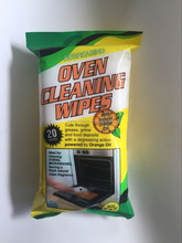 Orange oil Oven Wipes oven wet wipes microwave wipes
