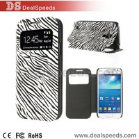 Wholesales Display LCD Touch Screen Bumper Case for Samsung Galaxy S4 mini i9500 i9190 i9192 i9195
