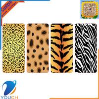 Custom oem uv printing animal skin lines design cell phone cover for iPhone 6 6s 6 plus 6s plus