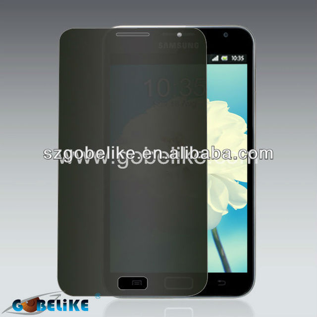 privacy film for Samsung Galaxy Note N7000 privacy filter film