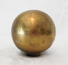 Factory Supply Hollow Brass balls / copper balls on different size