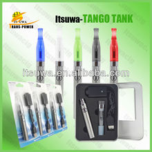 Itsuwa Tango electronic cigarette push button