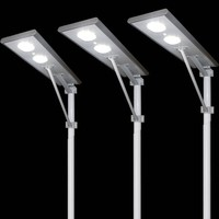 20w adjustable solar street light, made in taiwan battery/ip66 waterproof