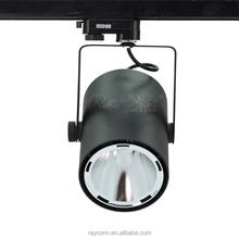 5 years warranty dimmable rail spot cri90 COB Led Track Light