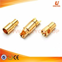 6mm female banana plug connector banana plug for ecg