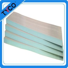extruded xps closed cell foam coated fiberglass cement board