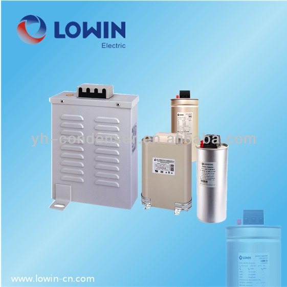 MKP Series Low Voltage Shunt Power Capacitor 480v 30kvar