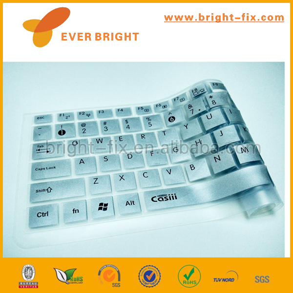 silicone keyboard cover for Asus laptop