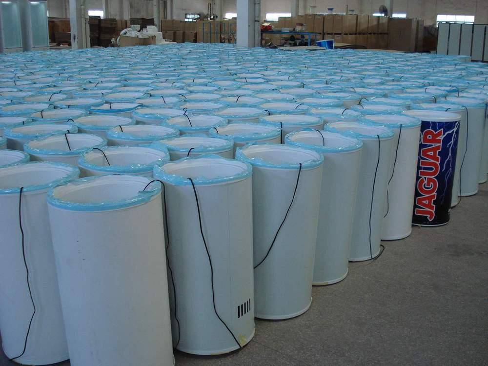 Round Styrofoam Cooler ~ L soft drink promotional barrel shape round beverage