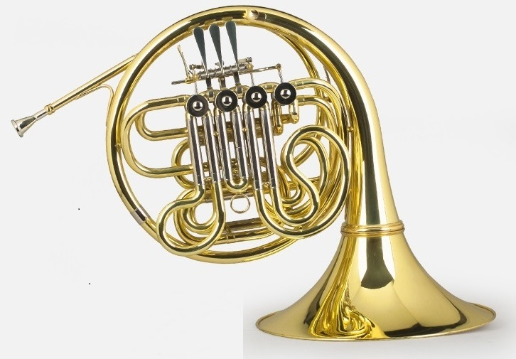 Bb/F 4keys Luxury Double French Horn