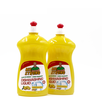 NEW plastic packed concentrated eco-friendly dishwasher liquid