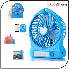 3 way powered rechargeable USB Laptop Portable Pocket Super Mute Fan Handheld Travel Blower Air Cooler Mini Desk Fan
