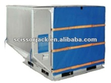 AKE Container with Canvas Door