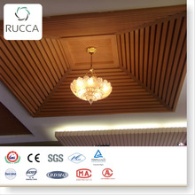 Faux Wood Ceiling Waterproof 50*90mm China Suppliers