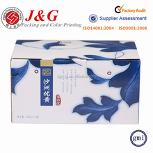 Custom printed beverage packaging wholesale corrugated cardboard wine packaging boxes
