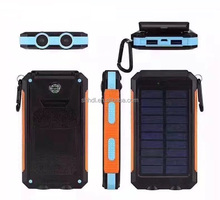 High Capacity Waterproof Power Bank 8000mAh