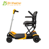 New innovative design lightweight only 32kg folding portable lithium battery electric scooter