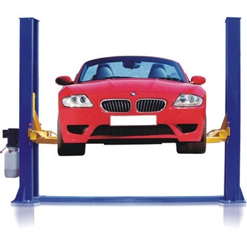 3.5T 4.0T electrical released floorplate 2 post car lift auto hoist vehicle lift