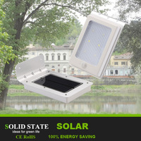 Outdoor Solar Power Garden Lights Wireless Led Wall Lamp