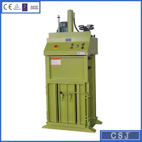 CE!! gold supplier soft waste hydraulic baler waste yellow pages baler