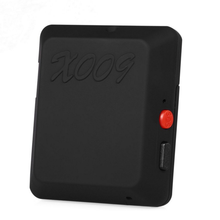 Mini GSM GPS tracker x009 with hidden camera sim card camera Video Recorder Voice X009 gsm mini gps chip tracker