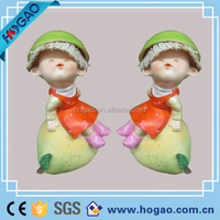 OEM resin crafts, mini plant decoration bonsai figurines