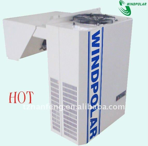 monoblock refrigeration unit for trailer and truck ,mobile cold room monoblock