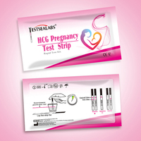 Customized Service High Quality Rapid Test Kits for HCG Pregnancy Test