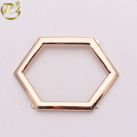 Z 1285 Big Size Metal Gold
