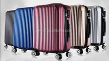 2016 royal ABS trolley case with Cool outlooking for travel ---Love follows you on your journey