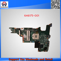 646175-001 for HP CQ43 CQ57 Laptop motherboard for HP Notebook 646175-001 100% Tested and guaranteed in good working condition!