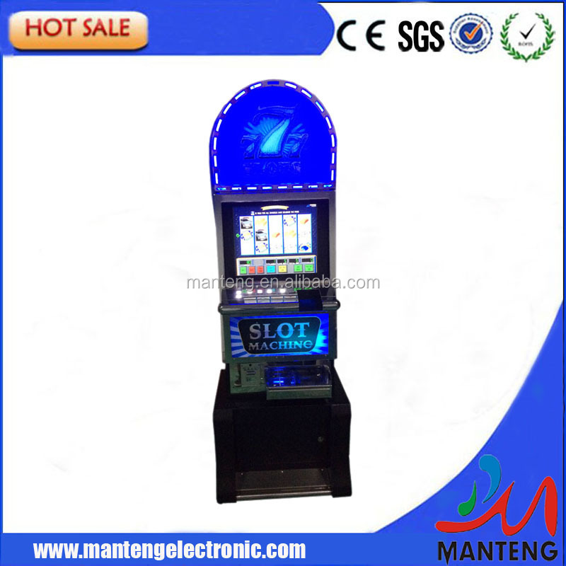 Gambling Machine Casino Slot Game Machine for WMS 550 Life of Luxury