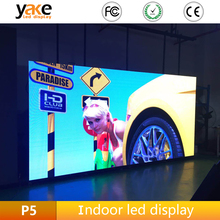 P5 Indoor LED Video Wall Display/HD P2 P3 LED TV Studio Background Screen
