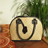 fashion bag thailand style ratten bags straw beach bags