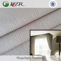 China manufacturer wholesale hotel 100% polyester jacquard blackout fabric for window curtain