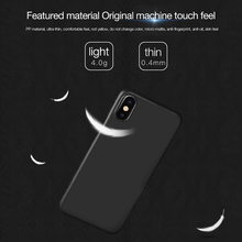 CAFELE New Design PP Ultra Slim Matte Mobile Phone light Back Cover for iPhone x 10 Luxury Cell Phone Case for iphone 8 8plus
