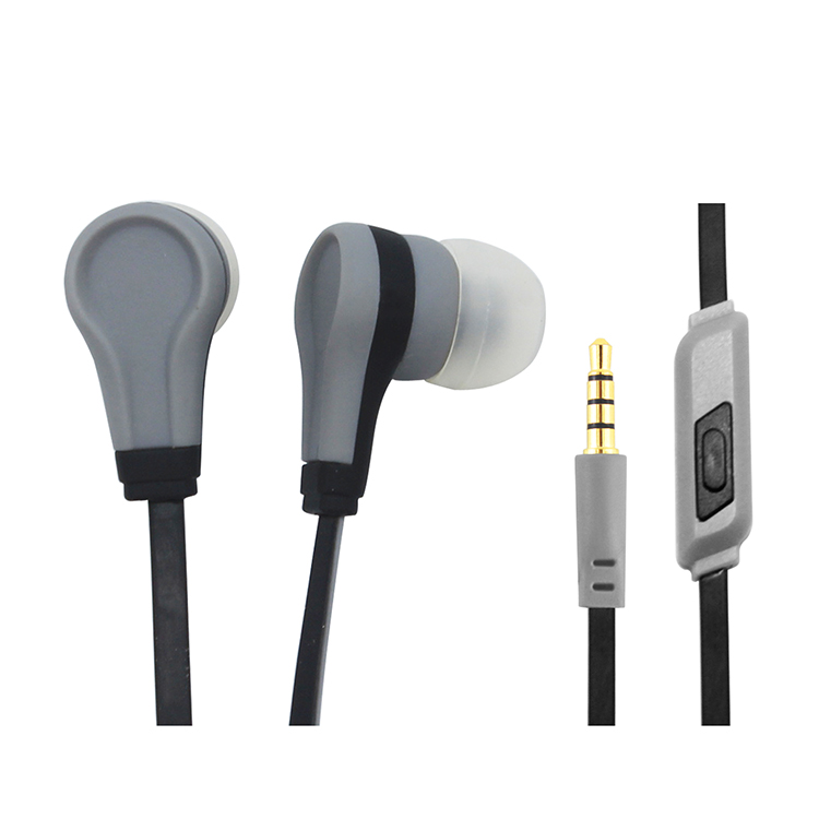 2017 hottest mobile phone soft ear buds earphone for samsung