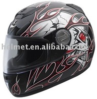 AD-518 best motorcycle helmet/ full face ECE helmet/ colorful motorcycle helmet