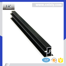 NBLX ISO9001 approved anodized practical aluminum profile rail