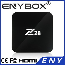 Качество и количество заверил Z28 rk3328 коди smart android 7.1 tv box