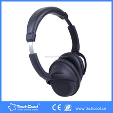 version 4.0 noising concelling bluetooth headset and wireless bluetooth headphones for samsung smart tv earphone made in china