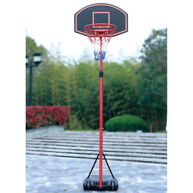 XY-BS218A Removable height adjustable basketball ring stand