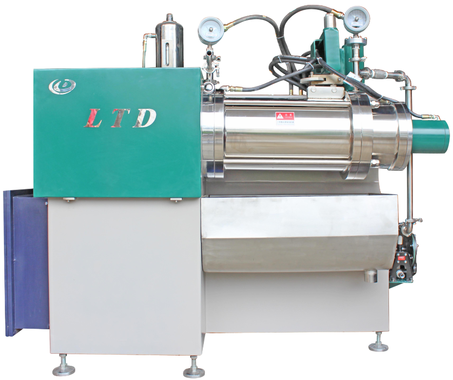 LTD3030BX fast production 30L capacity pigment horizontal pin bead mill