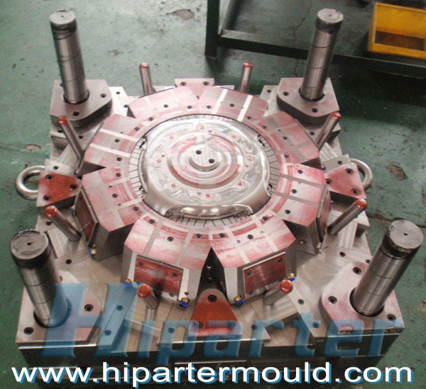 Washing machine plastic parts injection molding mould