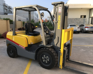 3 ton small container lifting forklifts for sale