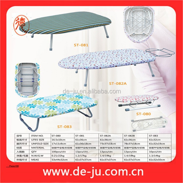 Stainless Steel Folding Ironing Table