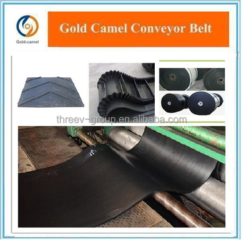 Durable Abrasion Resistant Long Life Rubber Conveyor Belt