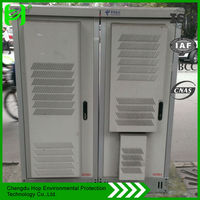 cabinet type air conditioner for Telecom Outdoor